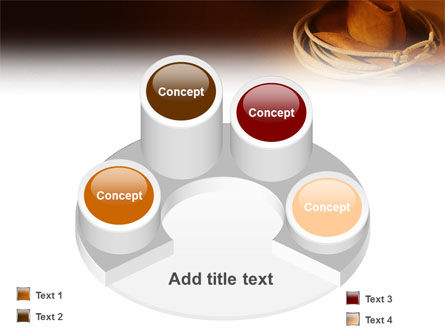 Cowboy Hat PowerPoint Template Slide 12