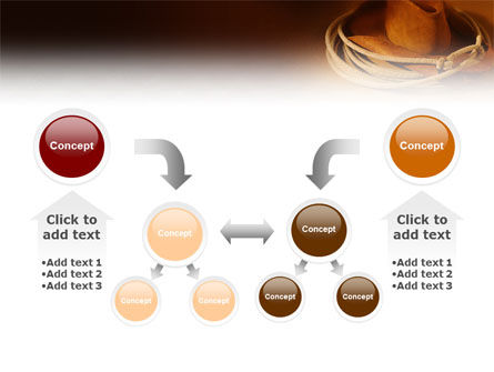 Cowboy Hat PowerPoint Template Slide 19