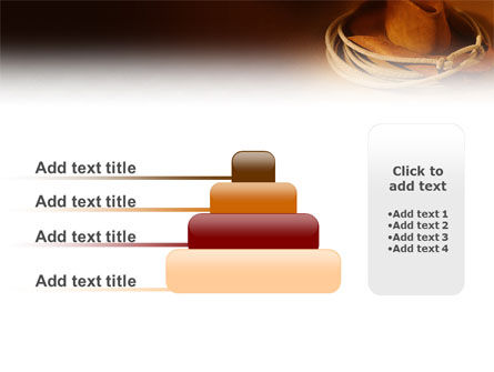 Cowboy Hat PowerPoint Template Slide 8