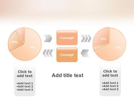 Look PowerPoint Template Slide 11
