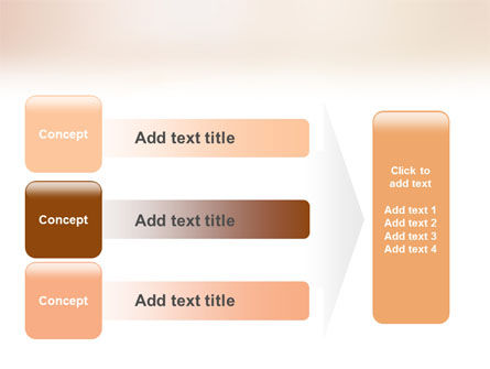 Look PowerPoint Template Slide 12