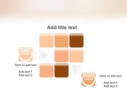 Look PowerPoint Template Slide 16