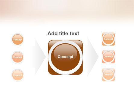 Look PowerPoint Template Slide 17