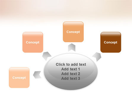 Look PowerPoint Template Slide 7
