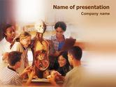 Education & Training: Anatomy PowerPoint Template #01621