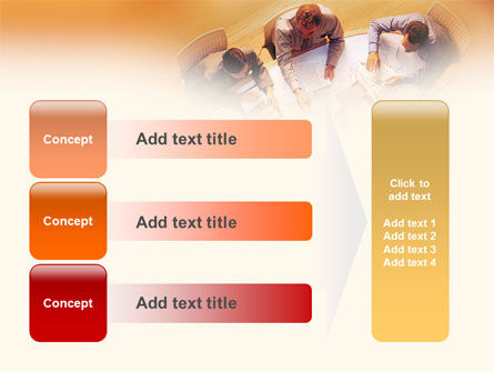 Team Work PowerPoint Template Slide 12