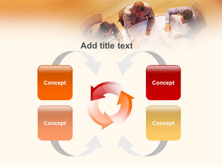 Team Work PowerPoint Template Slide 6
