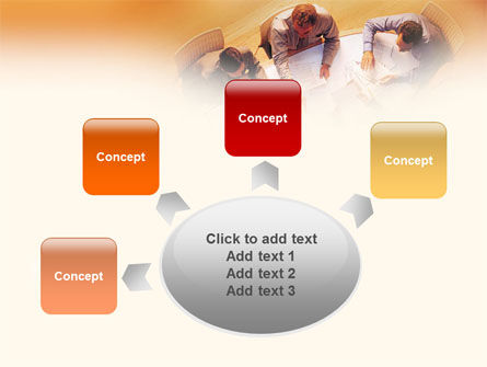 Team Work PowerPoint Template Slide 7