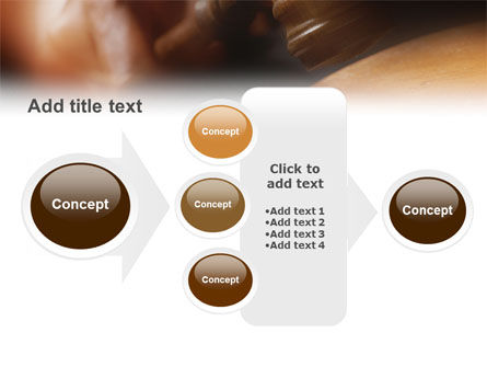 Legal PowerPoint Template Slide 17