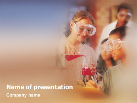 Experiment PowerPoint Template