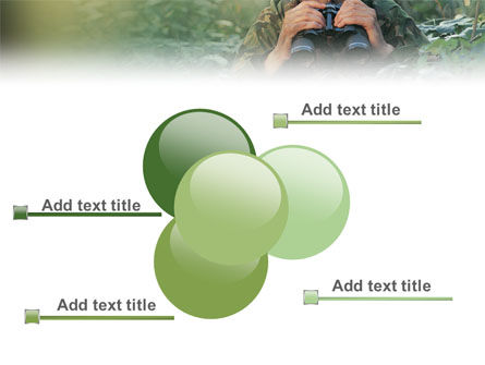 Military PowerPoint Template Slide 10