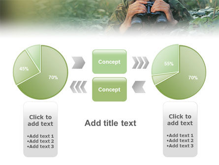 Military PowerPoint Template Slide 11