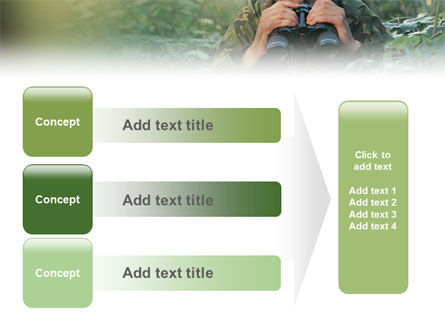 Military PowerPoint Template Slide 12