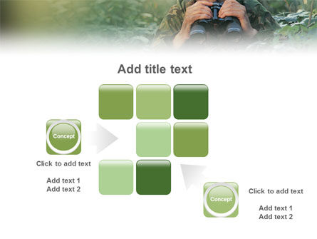 Military PowerPoint Template Slide 16