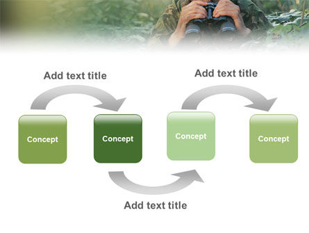 Military PowerPoint Template Slide 4