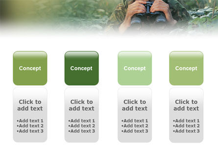 Military PowerPoint Template Slide 5