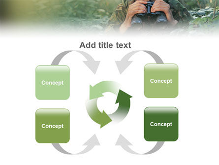Military PowerPoint Template Slide 6