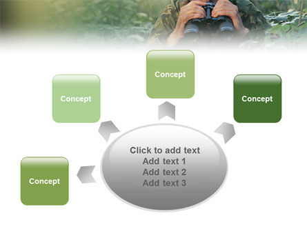 Military PowerPoint Template Slide 7