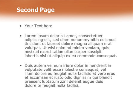 Corrida PowerPoint Template Slide 2