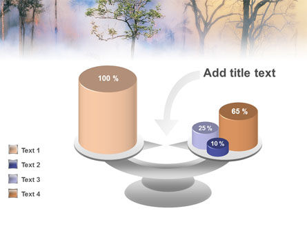 Forest Fire PowerPoint Template Slide 10