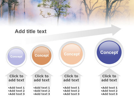Forest Fire PowerPoint Template Slide 13