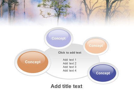 Forest Fire PowerPoint Template Slide 16
