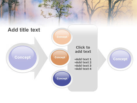 Forest Fire PowerPoint Template Slide 17
