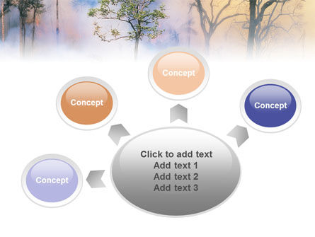Forest Fire PowerPoint Template Slide 7
