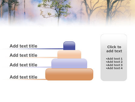 Forest Fire PowerPoint Template Slide 8