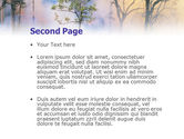 Forest Fire PowerPoint Template#2