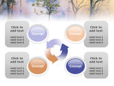 Forest Fire PowerPoint Template#9
