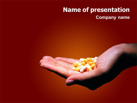 Medical: Pharmacies PowerPoint Template #01637