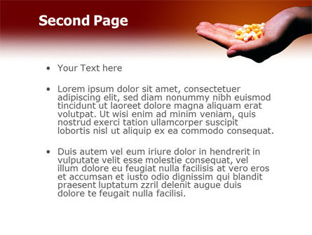Pharmacies PowerPoint Template, Slide 2, 01637, Medical — PoweredTemplate.com