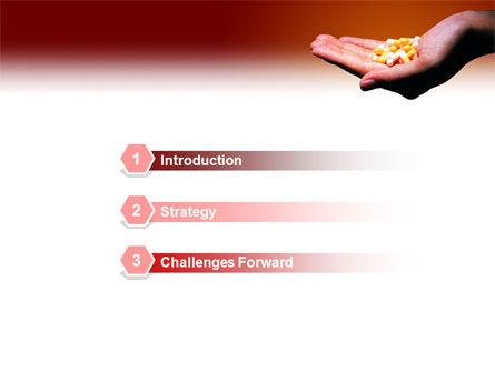 Pharmacies PowerPoint Template, Slide 3, 01637, Medical — PoweredTemplate.com