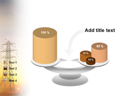 Power Line PowerPoint Template Slide 10