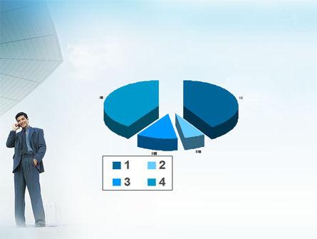 Business Talk Outdoor PowerPoint Template Slide 17
