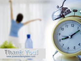 Morning Exercises PowerPoint Template#20