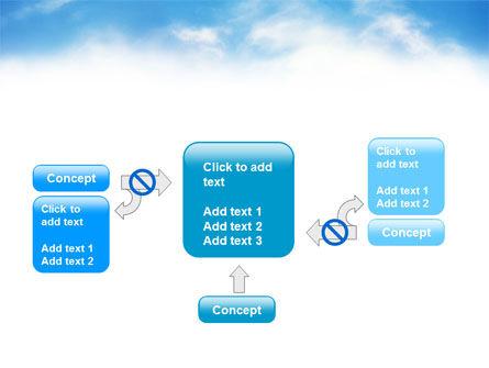 Flying Ballerinas PowerPoint Template Slide 13
