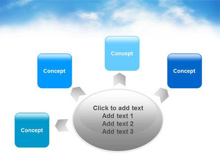 Flying Ballerinas PowerPoint Template Slide 7