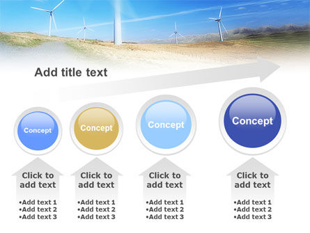 Alternative Energy Source PowerPoint Template Slide 13