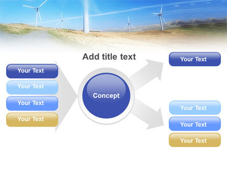 Alternative Energy Source PowerPoint Template Slide 14