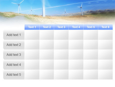 Alternative Energy Source PowerPoint Template Slide 15