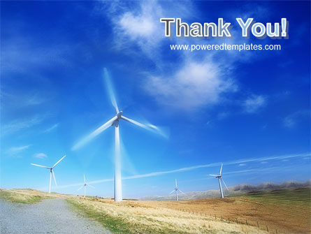 Alternative Energy Source PowerPoint Template Slide 20