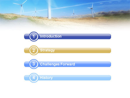 Alternative Energy Source PowerPoint Template, Slide 3, 01652, Construction — PoweredTemplate.com