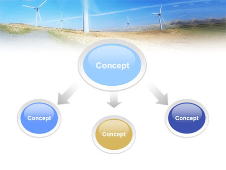 Alternative Energy Source PowerPoint Template, Slide 4, 01652, Construction — PoweredTemplate.com