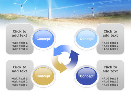 Alternative Energy Source PowerPoint Template Slide 9