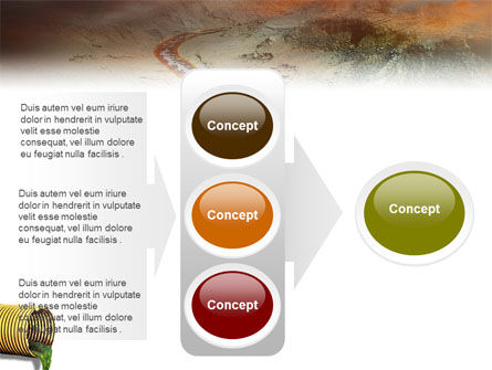 Chemical Pollution PowerPoint Template Slide 11