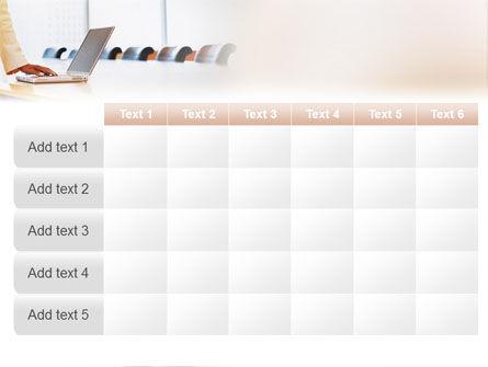 Preparing Presentation PowerPoint Template Slide 15