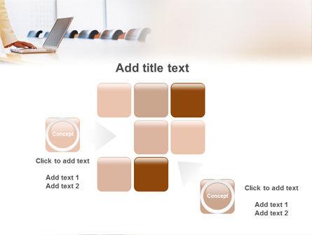 Preparing Presentation PowerPoint Template Slide 16