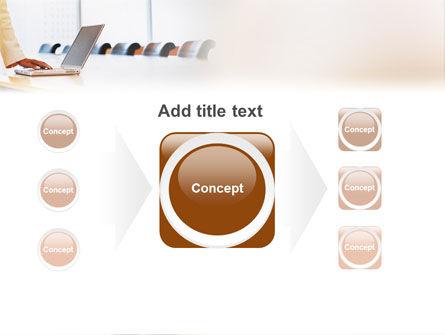 Preparing Presentation PowerPoint Template Slide 17